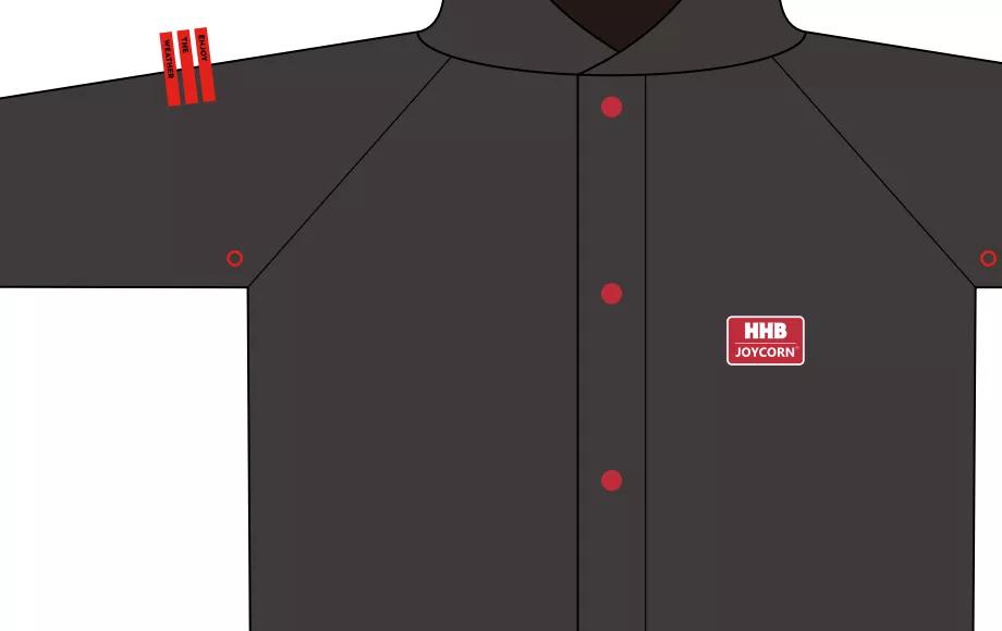 穿最潮的雨衣,去最有味道的酒吧 HHB x JOYCORN加可推出联名雨衣